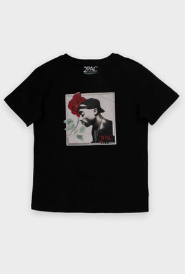 AERO Boys 2Pac Graphic Tee