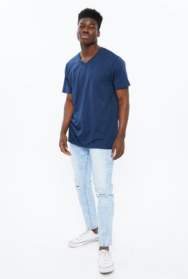 AERO Max Super Skinny Destroyed Jean