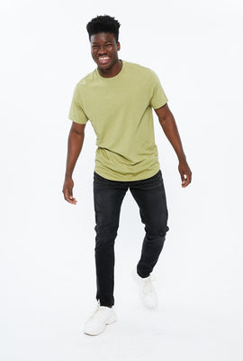 AERO Max Stretch Athletic Skinny Destroyed Jean