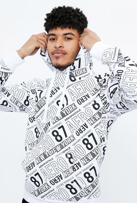 AERO All Over Print Graphic Hoodie
