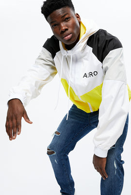 AERO Colour Block Windbreaker