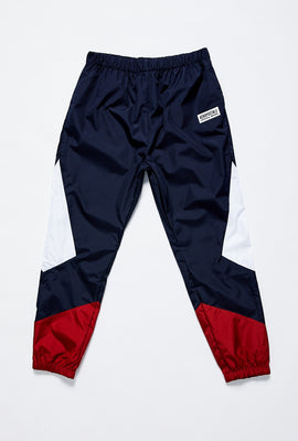 Colour Block Wind Pant