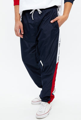 AERO Printed Side Insert Wind Breaker Pant