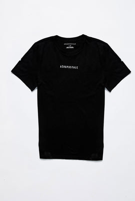Aéropostale Back Print Logo Graphic Tee