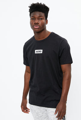 AERO Box Logo Graphic Tee