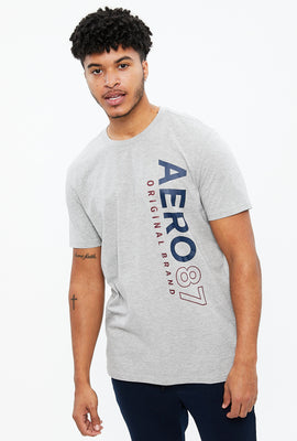 AERO 87 Original Brand Graphic Tee