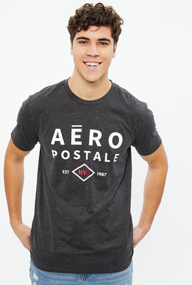 Aéropostale NYC Diamond Graphic Tee