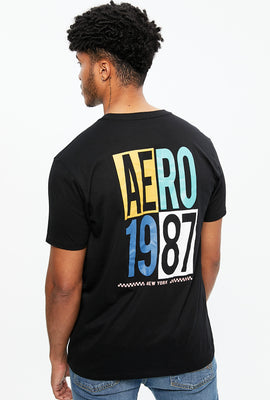 AERO 1987 Window Panel Graphic Tee