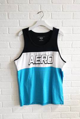 Aéropostale Cut and Sew Tank