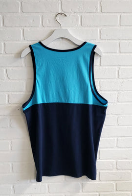 Aéropostale Cut and Sew Graphic Tank