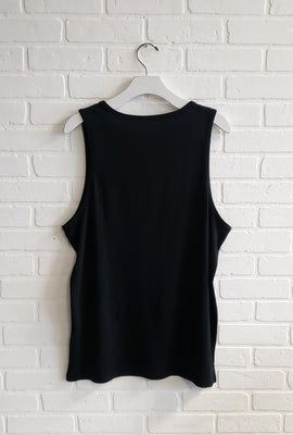 Aéropostale NYC Square Graphic Tank Top