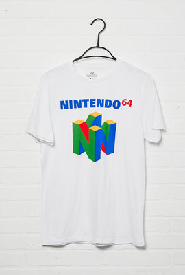 Nintendo 64 Graphic Tee