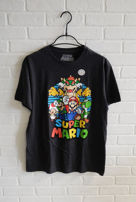 Super Mario Universe Graphic Tee
