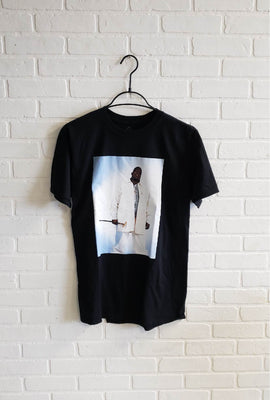 Notorious Big Portrait Graphic Tee