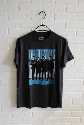 T-shirt à imprimé The Beatles Square