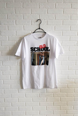 Old School Photo Print Graphic Tee