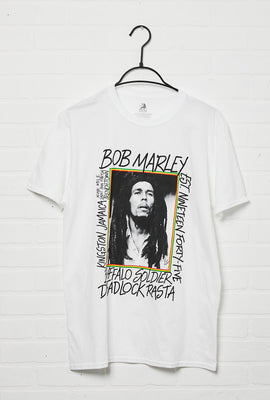 Bob Marley Portrait Graphic Tee