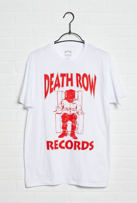 T-shirt à imprimé Death Row