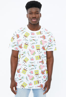SpongeBob Graphic Tee