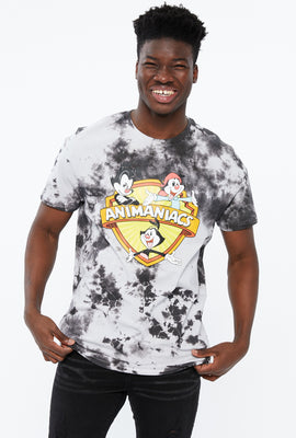 Tie Dye Animaniacs Graphic Tee