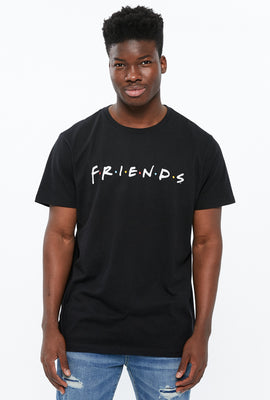 Friends Classic Logo Graphic Tee