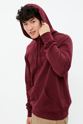 AERO Tonal Chest Embroidery Pullover Hoodie