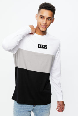 AERO Triblock Long Sleeve Tee
