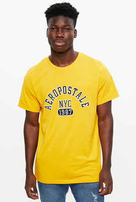 Aéropostale NYC Arc Stamp Graphic Tee