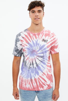 Tie Dye A87 Graphic Tee