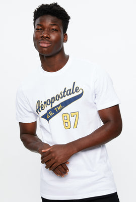 Aéropostale Registered Trademark 87 Graphic Tee