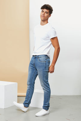Max Stretch Athletic Skinny Jean