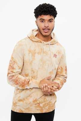 Aéropostale A87 Tie Dye Graphic Hoodie