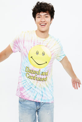 Dazed and Confused Tie Dye Graphic Tee