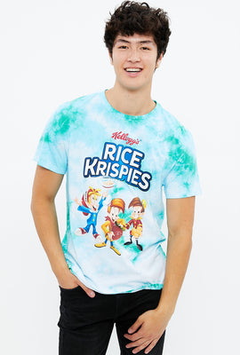 Rice Krispies Tie Dye Graphic Tee
