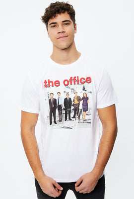T-shirt à imprimé The Office gang