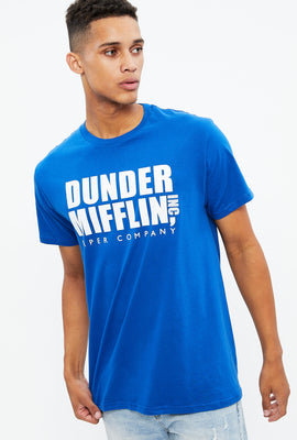 Dunder Mifflin Paper Company Graphic Tee