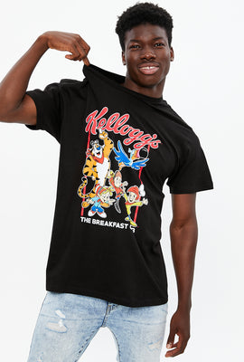 Kelloggs Breakfast Club Graphic Tee
