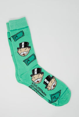 Chaussettes Monopoly