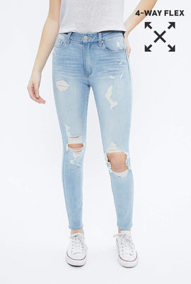 Premium Flex Effects High Rise Jegging
