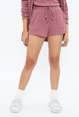 Shorts pyjama cozy super doux