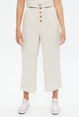 Button Up Culottes