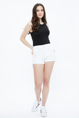 Seriously Stretchy High Rise Curvy Short