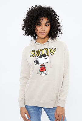 Classic Snoopy Graphic Hoodie