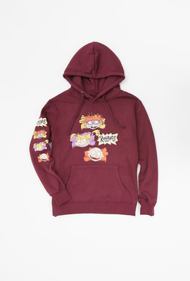 Classic Rugrats Pullover Graphic Hoodie