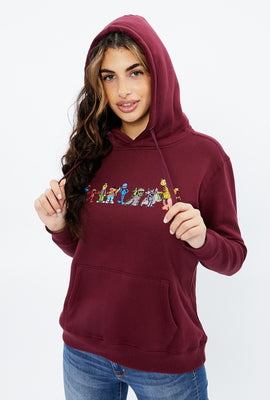 Classic Sesame Street Graphic Hoodie