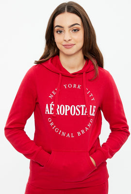 Classic Aéropostale Circle Logo Graphic Hoodie