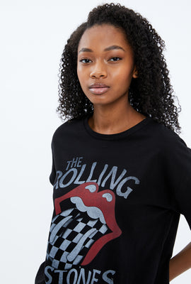 The Rolling Stones Oversized Graphic Tee