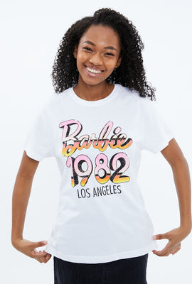 Barbie 1982 Boyfriend Graphic Tee