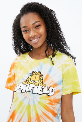 Garfield Boyfriend Graphic Tee