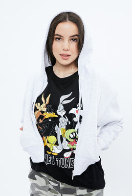 Looney Tunes Boyfriend Graphic Tee